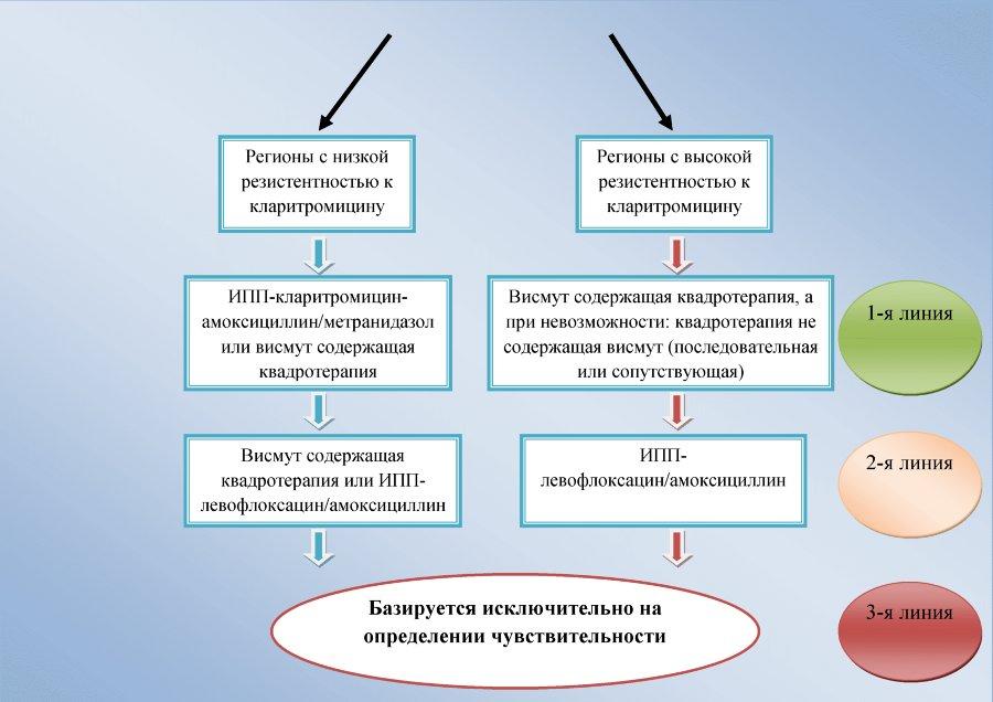 Helicobacter pylori в